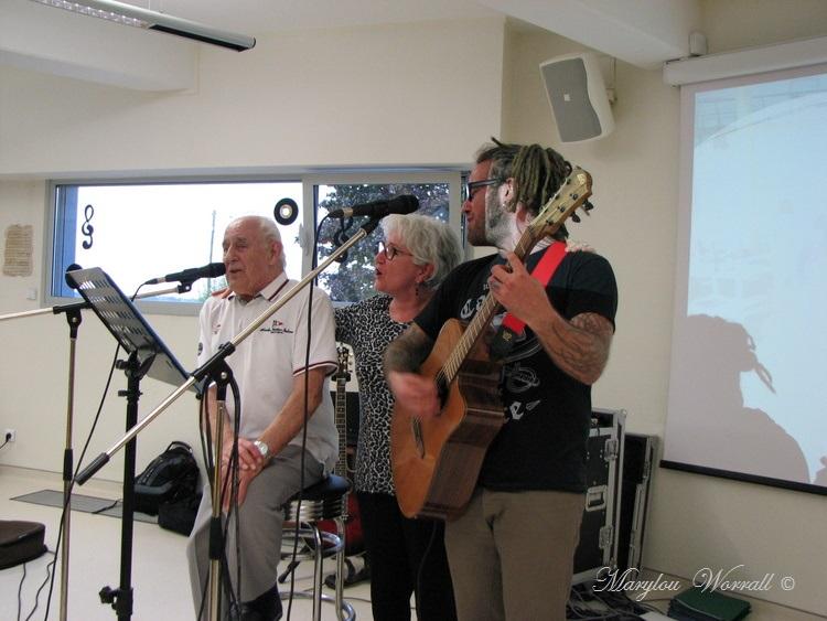 Beblenheim (68) : Fête de la musique