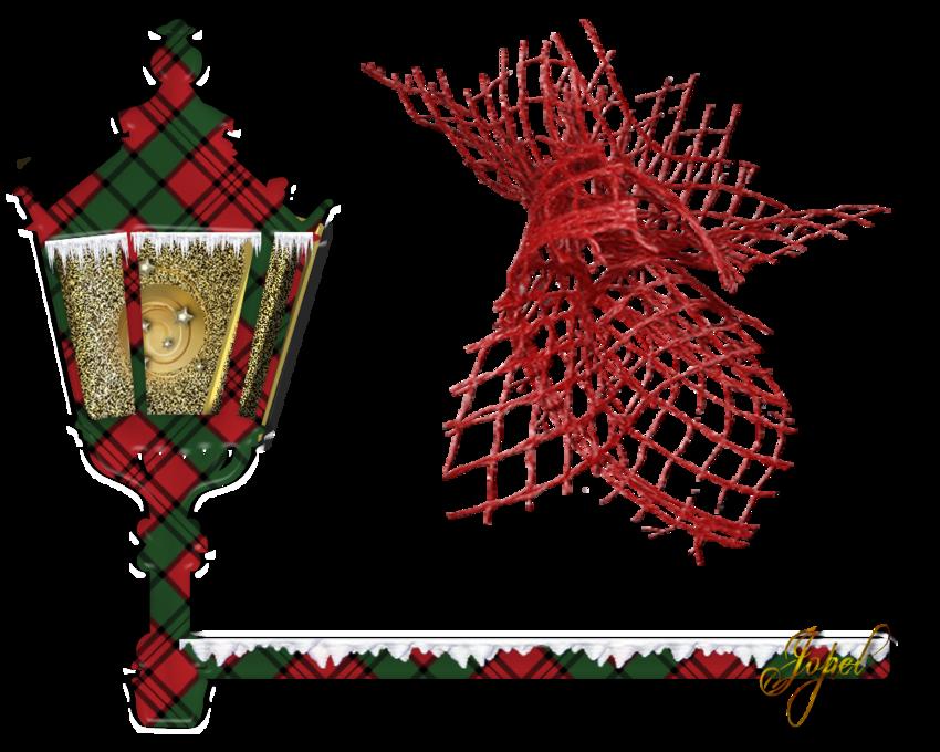 Clusters des fêtes par Jopel