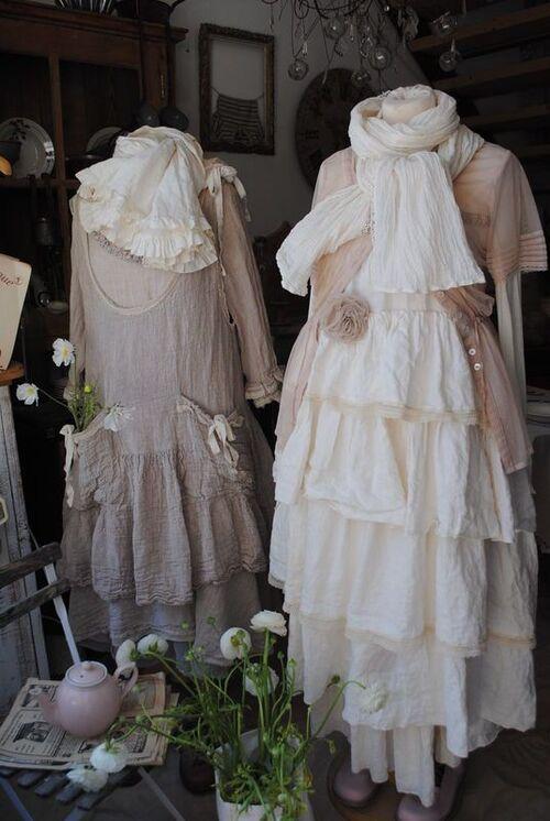 Garde-robe romantique(2)
