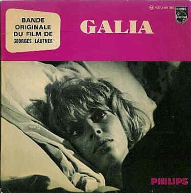 GALIA POCHETTE 45 TOURS