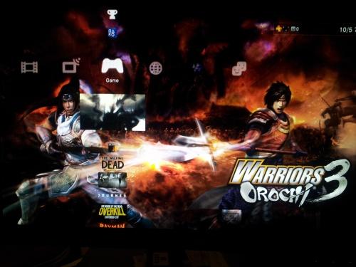 Arrivée - Warrior Orochi 3 - PS3