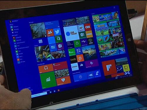 Windows 10 gratuit seulement pour les licences légales