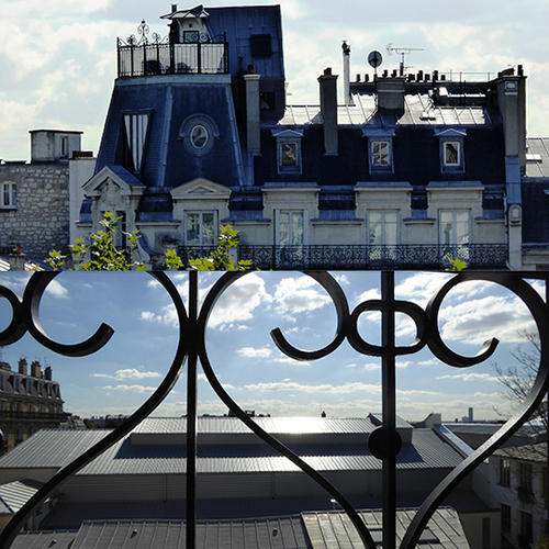 GAUCHE DROITE PARIS - 5