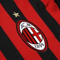 Serie A Nouveau Maillot AC Milan Domicile 2016/17
