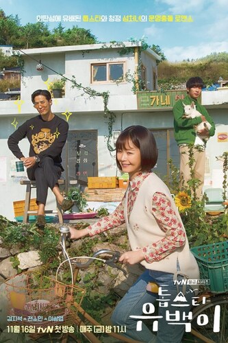 Top Star Yoo Baek