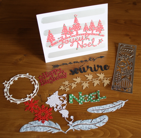 Noël 2018 : cadeaux reçus - de la part de Babicka