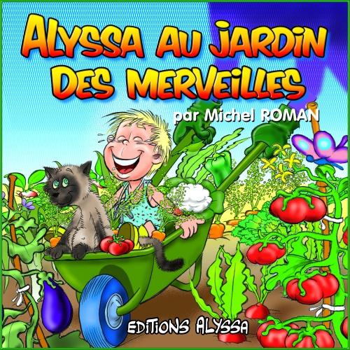 Alyssa au jardin des merveilles