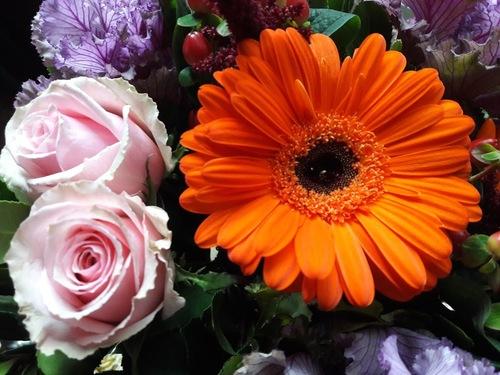 Un bouquet de fleur