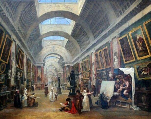 Le Louvre : son histoire - Partie 3