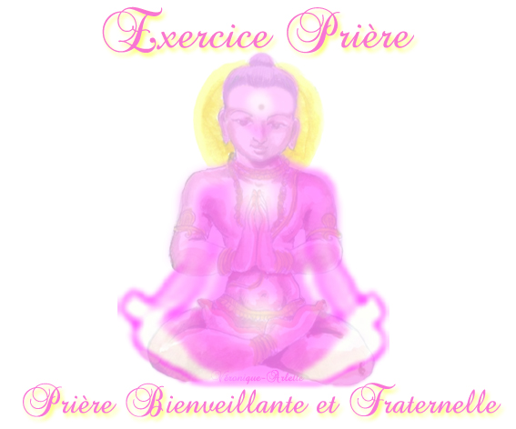 Exercice prière septembre