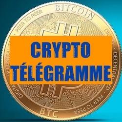 CRYPTO TÉLÉGRAMM TELEGRAM