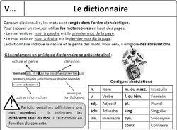 V2-Le dictionnaire