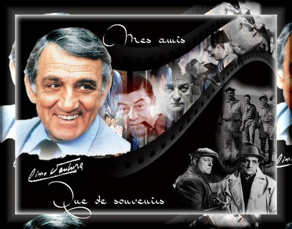Hommage à Lino Ventura