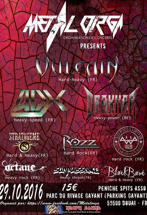 HEAVY METAL FEST_Douai_29-10-2016