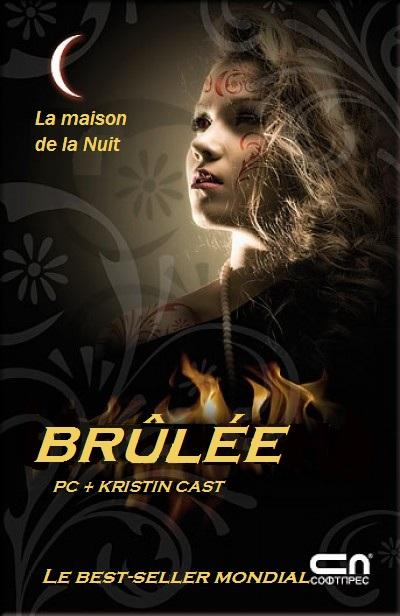 Voici sa couverture française (DE MOI !!! ^^)