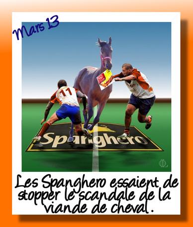 L'honneur des Spanghero