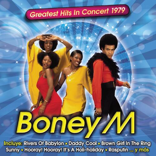 BONEY M - Sunny (1976)  (Hits)