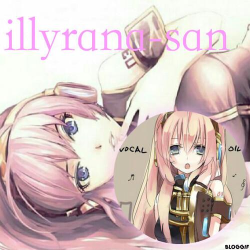Cadeau pour Illyrana-san !