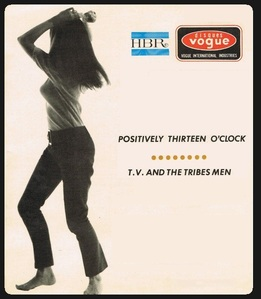 Positively 13 O' Clock - T.V. & The Tribesmen