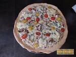 Pizza au bleu d'Auvergne