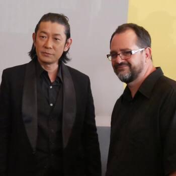 JLG avec Masatoshi Nagase