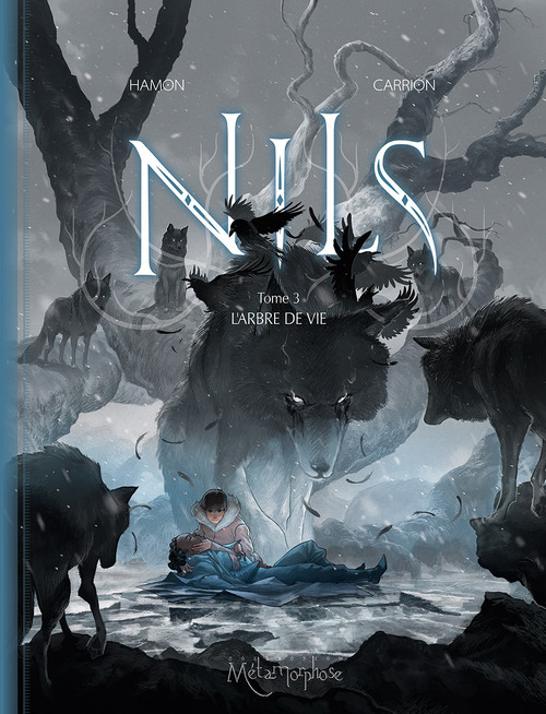 Nils - Tome 03 L'arbre de vie - Hamon & Carrion