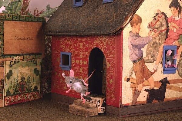 """Мышиный дом / """"MousesHouses"""" Maggie Rudy. Обсуждение на LiveInternet -  Российский Сервис Онлайн-Дневников"""