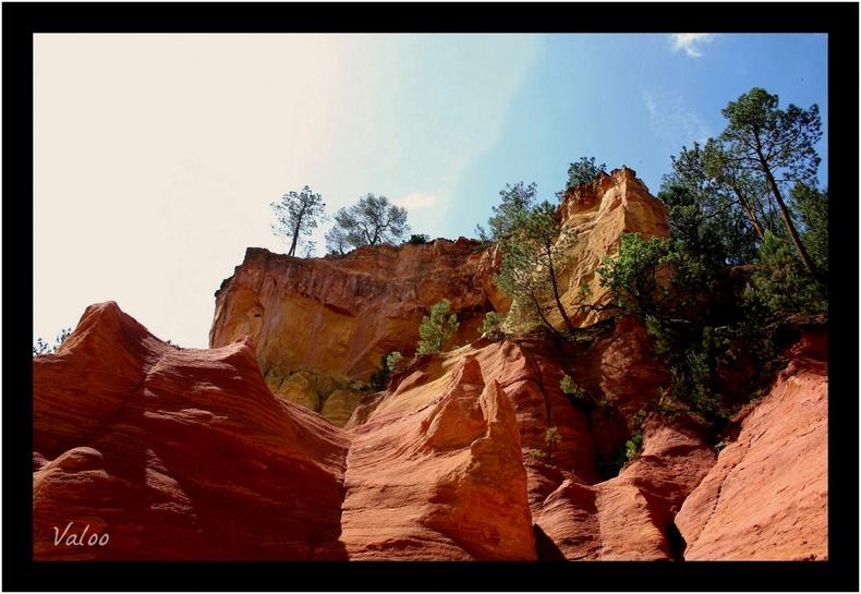Roussillon : le sentier des ocres (1)