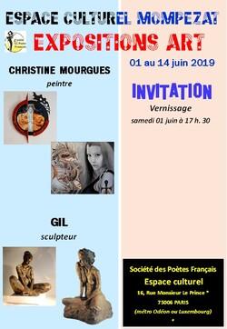 Expositions d'Art