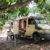 Côte d'Ivoire repas sous manguiers