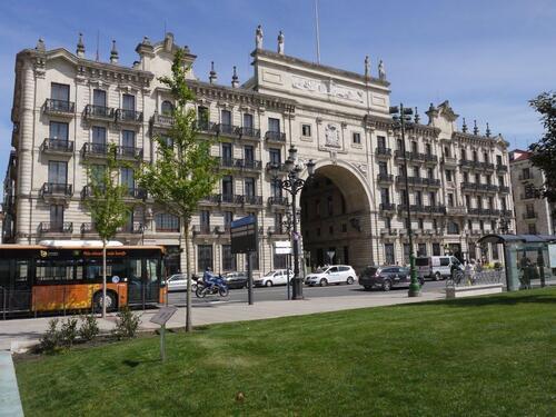 La banque Santander