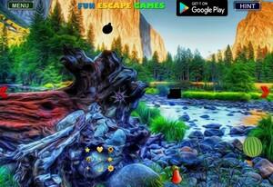Jouer à Natural scenery fun escape