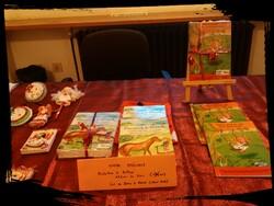Le Secret de Pépé Terre, au Palacio de Miramar à Donostia le 26 novembre