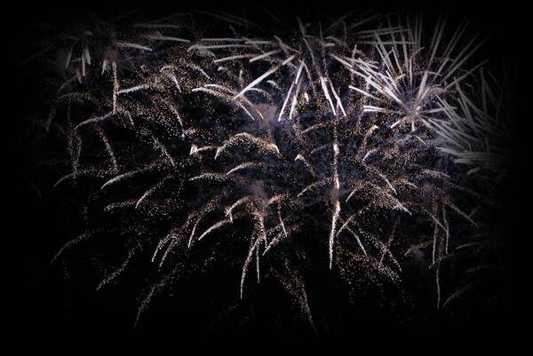 14 juillet 2012 : Feu d'artifice de Carcassonne