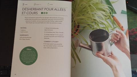 Produits d'entretien - Séverine Jérigné
