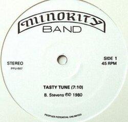 Minority Band - Tasty Tune