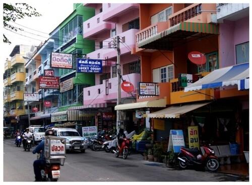 Thaïlande. Après le marché