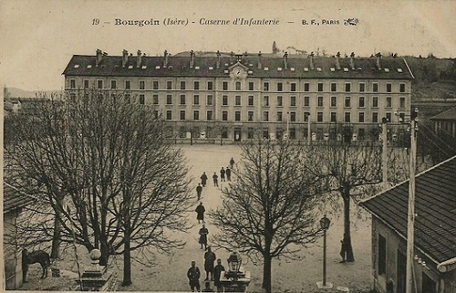 Bourgoin & Jallieu (1914-1918)