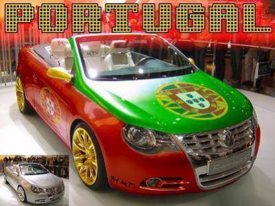 la voiture du portugal