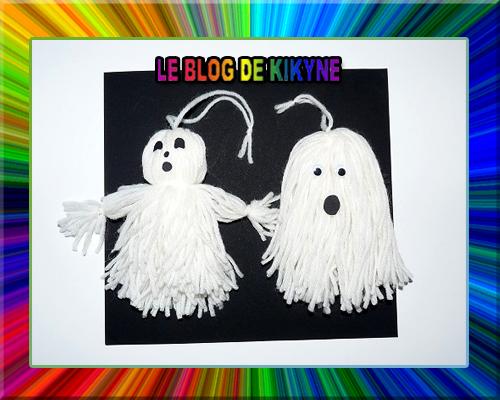 Fantômes en laine