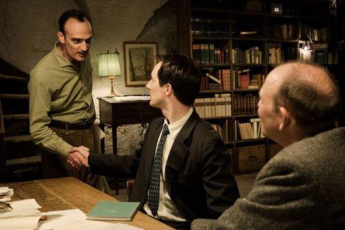Le cercle - un film de Stefan Haupt (2014)