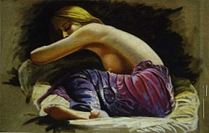 250 Pastel no1 The sleep 50x 65 cm-2-162a6-303a9