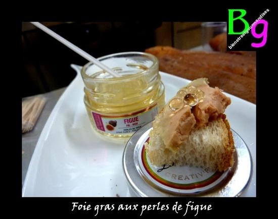 foie gras perles de figue