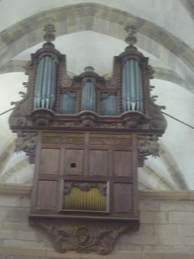 Eglise St Hilaire de Pesmes (70)