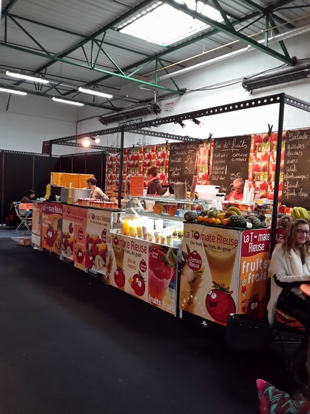 Salon du Cocolat 2015
