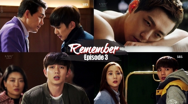 Remember - épisode 3 -