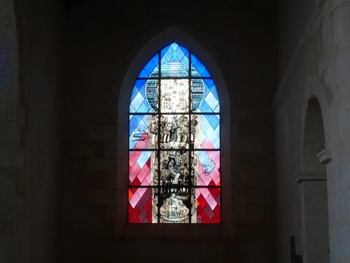 Dans l'église de Brouage une belle exposition rend hommage à Champlain