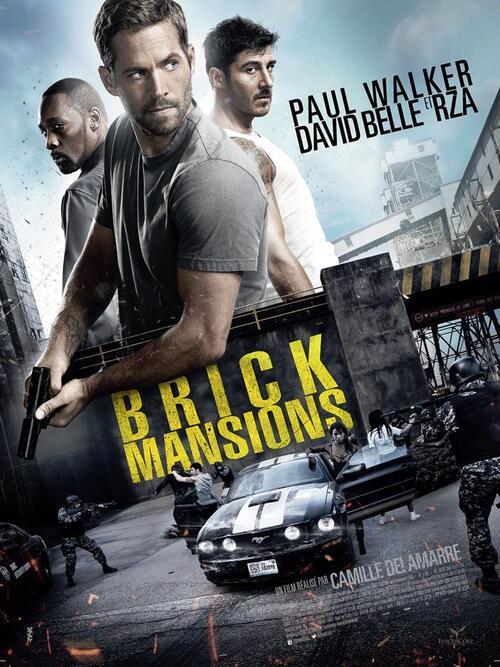 """Bonsoir a l'honneur : """" Brick Mansions """""""