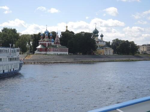 Croisière Russie- Jour 7- OUGLITCH- suite