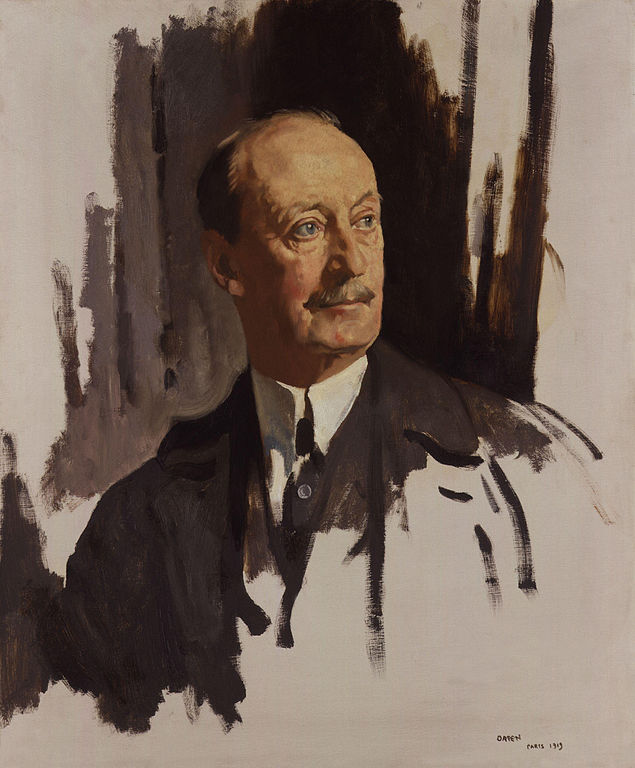 Sir William Orpen , Charles Hardinge, 1st Baron Hardinge of Penshurst